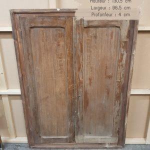 Vielles portes de placard